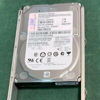 """IBM 3271-2076 (00AR481 / 00AR403 / 00AR328) IBM 1TB 7.2K NL SAS 2.5"""" SFF HDD"""