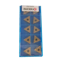 Kyocera TNMG160404PS TNMG331PS CA6525 CNC Carbide Insert 10pcs New