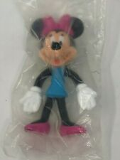 """Walt Disney World Resort Minnie Mouse Pvc Figurine 4"""" Tall New"""