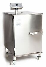 Stainless Steel Electric Smoker 40LB Meat Capacity NIB ***Perfect Xmas Gift***