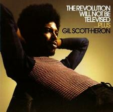 GIL SCOTT-HERON The Revolution Will Not Be Televised..Plus NEW & SEALED CD (BGP)