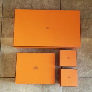 HERMES empty box and bag from japan