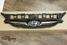 GRILLE FRONT BUMPER (GENUINE) FOR HYUNDAI ACCENT 2012-2013-2014
