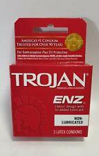 Trojan Regular - Non Lubricated Condoms