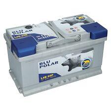 12V 85Ah 760A/EN Autobatterie Bären Blu Polar sofort Einsatzbereit