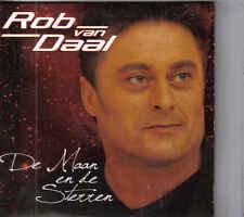 Rob Van Daal-De Maan En De Sterren cd single