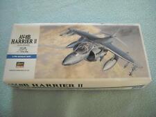 AV-8B Harrier II Model I:72 Scale Kit #D19:1000 U.S.M.C. Attacker  MIB Hasegawa