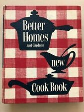 Better Homes and Gardens New Cook Book 1953 1st Edition 1st Printing Binder