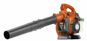 Husqvarna 125B 28cc 2-Cycle Gas 470 CFM 170 MPH Handheld Leaf Blower, Certified