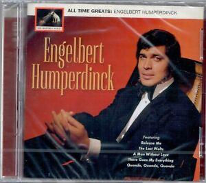 Engelbert Humperdinck ~ All Time Greatest Hits / Very Best NEW 2XCD Release Me +