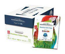Hammermill Premium Color Copy Paper, 28lb, 8.5 HAM102500