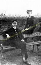 Wanstead Park Railway Station Photo. Leytonstone - Woodgrange Park. (1)