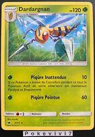 Carte Pokemon DARDARGNAN 3/111 Rare Soleil et Lune 4 SL4 FR NEUF