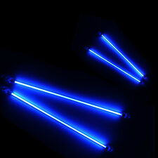 "Car Blue Undercar Underbody Neon Light CCFL Cold Cathode Tube 12"" 30CM + 6"" 15CM"