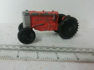 Vintage  DIECAST  Tractor   BY Crescent Toys