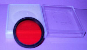 ANTARES 23A RED PLANETARY FILTER.  NEW IN BOX.