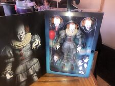 BRAND NEW IT Chapter 2: 2019 Pennywise Ultimate 7 Inch Action Figure NECA
