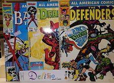 ALL AMERICAN COMICS N.14-15-21 Ed. COMIC ART SCONTO 50%