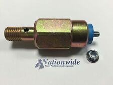 Anti Theft Fuel Cut Off Solenoid 12 Volt 12mm Diesel & Petrol Applications