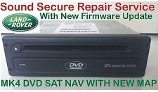 Land Rover Range Rover L322  DVD MK4 SAT NAV Navigation repair service