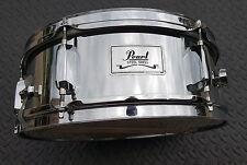 """Pearl Steel 5.5"""" X 13"""" Snare Drum!"""