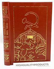 Easton Press ANIMAL FARM George Orwell Collectors LIMITED Edition Leather RARE