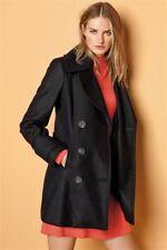 NEXT Ladies Black Winter Coat - Size 12