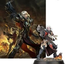 Adepta Sororitas Sister Tariana Palos Sisters of Battle Brand New Sealed Limited