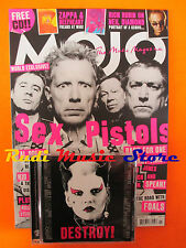 MOJO Magazine 176/2008 +CD Wire Sex Pistols Frank Zappa Neil Daimond Kid Creole