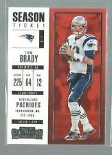 2017 Panini Contenders #95 Tom Brady (re51563)