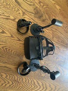 Oculus Rift cv1 complete headset