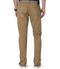 DOCKERS Classic 5-Pocket Caramel Khaki Straight Fit D2 Pants 42 x 32 MSRP $64