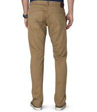 DOCKERS Classic 5-Pocket Caramel Khaki Straight Fit D2 Pants 36 x 32 MSRP $64