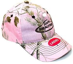 CAP - TEAM REALTREE™ APC PINK CAMO CAMO HUNTING LADIES HAT SLRTAPPK-3401A