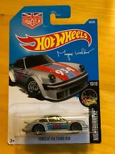 Hot Wheels _ Porsche 911 934 Turbo RSR _ Magnus Walker _ Outlaw _ 1:64