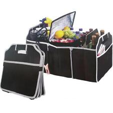 New Collapsible Car Boot Organiser Shopping Trunk Space Saving Foldable Storage