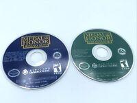 Medal Of Honor Rising Sun/Frontline Game, EA Games Nintendo Gamecube 2003/2004