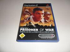 PlayStation 2  PS 2  Prisoner of War - World War II