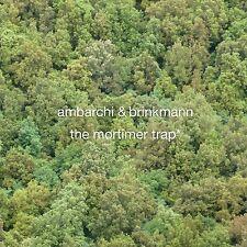 Oren Ambarchi & Thomas Brinkmann - Mortimer Trap (CD 2012) NEW & SEALED