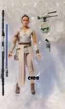 "Star Wars Black Series RISE OF SKYWALKER loose 6"" figure REY & D-O droid #91 tbs"
