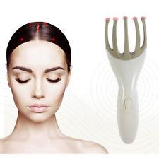 Massaggiatore elettrico massaggio testa collo schiena relax anti stress tensione