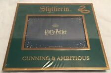 Pottery Barn Kids Harry Potter Slytherin Metal Picture Frame Cunning & Ambitious