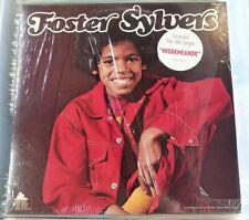 Foster Sylvers Self Titled 1973 Vinyl LP Still Sealed Promo Funk Soul