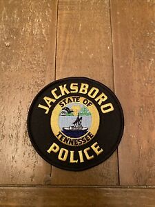 Jacksboro Police Department (Campbell Co.) Tennessee Patch