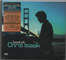 CHRIS ISAAK CD + DVD (NEW) BEST OF