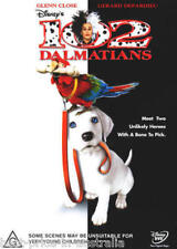 102 Dalmatians DVD Movie BRAND NEW SEALED Walt Disney R4