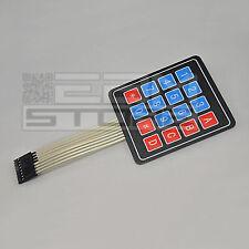 Tastiera membrana 16 tasti - pulsanti tastierino matrice numerica - ART. EQ04