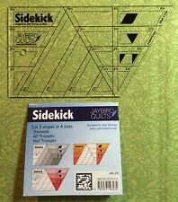 Jaybird Quilts ~ Sidekick Ruler ~ use for Night Sky, Day Break, Rock Candy, etc.