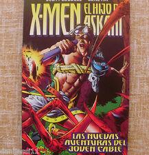 Comic, X-Men, El Hijo de Askani, Scott Lobdell, Planeta DeAgostini, Forum, 1997