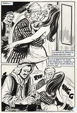 OSS 117 AU LIBAN  SUPERBE PLANCHE AREDIT PAGE 100 PIN UP